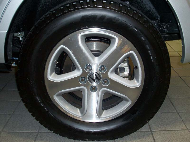 Heads Up And TPMS Page Honda Pilot Honda Pilot Forums - Acura tl type s wheels