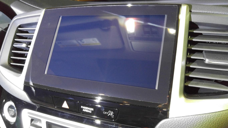 Honda Pilot - Honda Pilot Forums - View Single Post - Screen Protector for Navi Screen