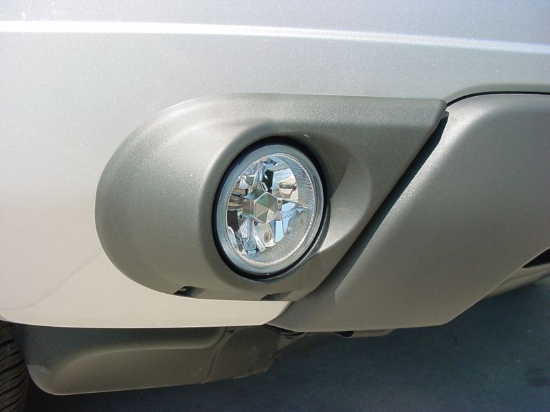fog light install, covers don\'t fit - Honda Pilot - Honda Pilot Forums