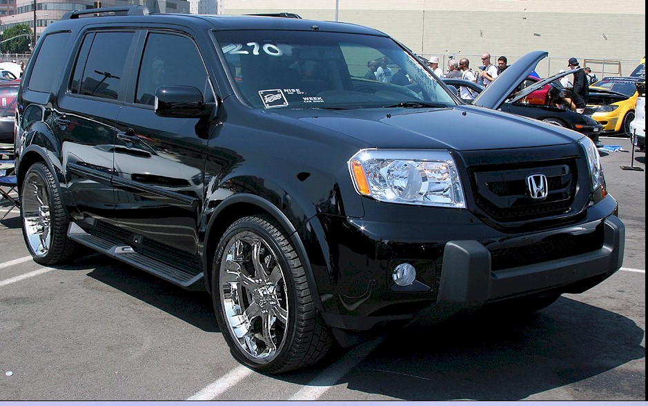 Aftermarket Accessories Honda Pilot Aftermarket Accessories