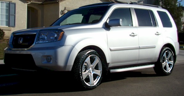 Pictures Of Honda Pilot Aftermarket Accessories