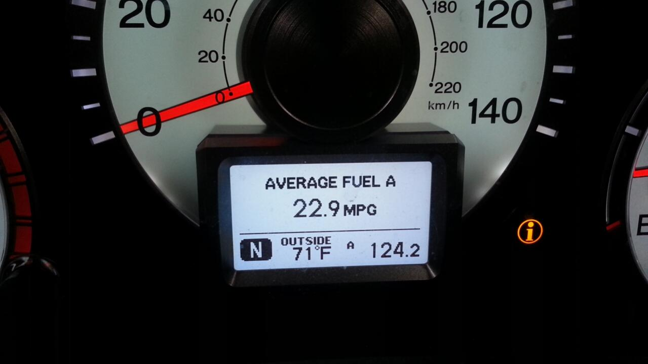 How to get good mileage in 2012 Pilot-1364776545056.jpg