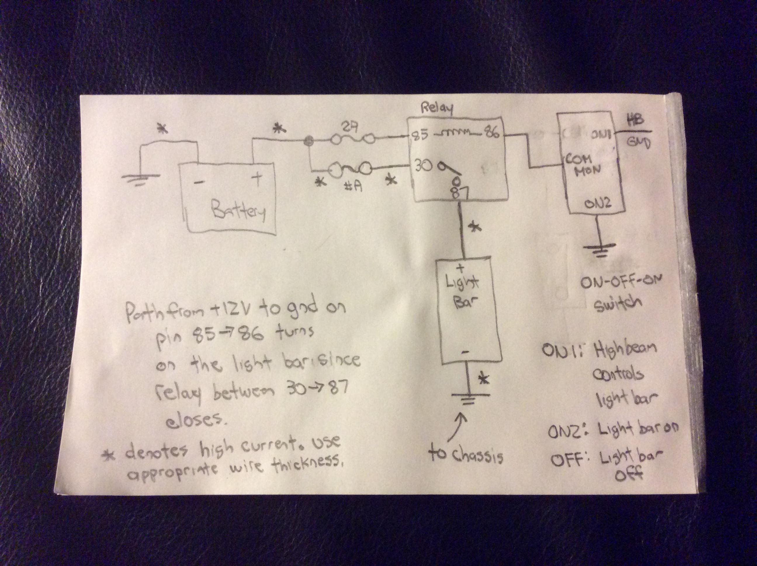 on ke light switch wiring diagram 2012 honda pilot only