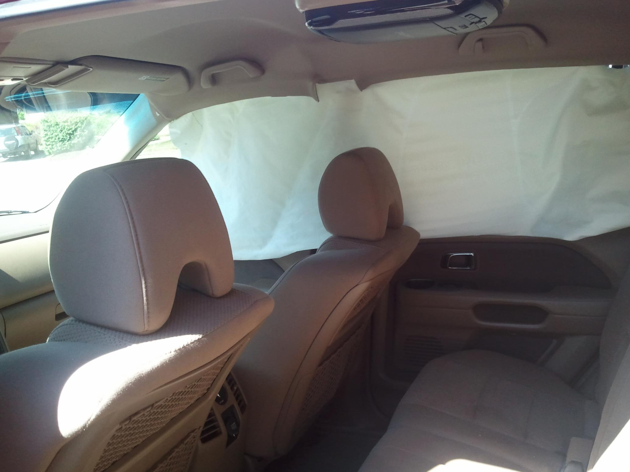 What Makes The Side Curtain Airbag Deploy Honda Pilot