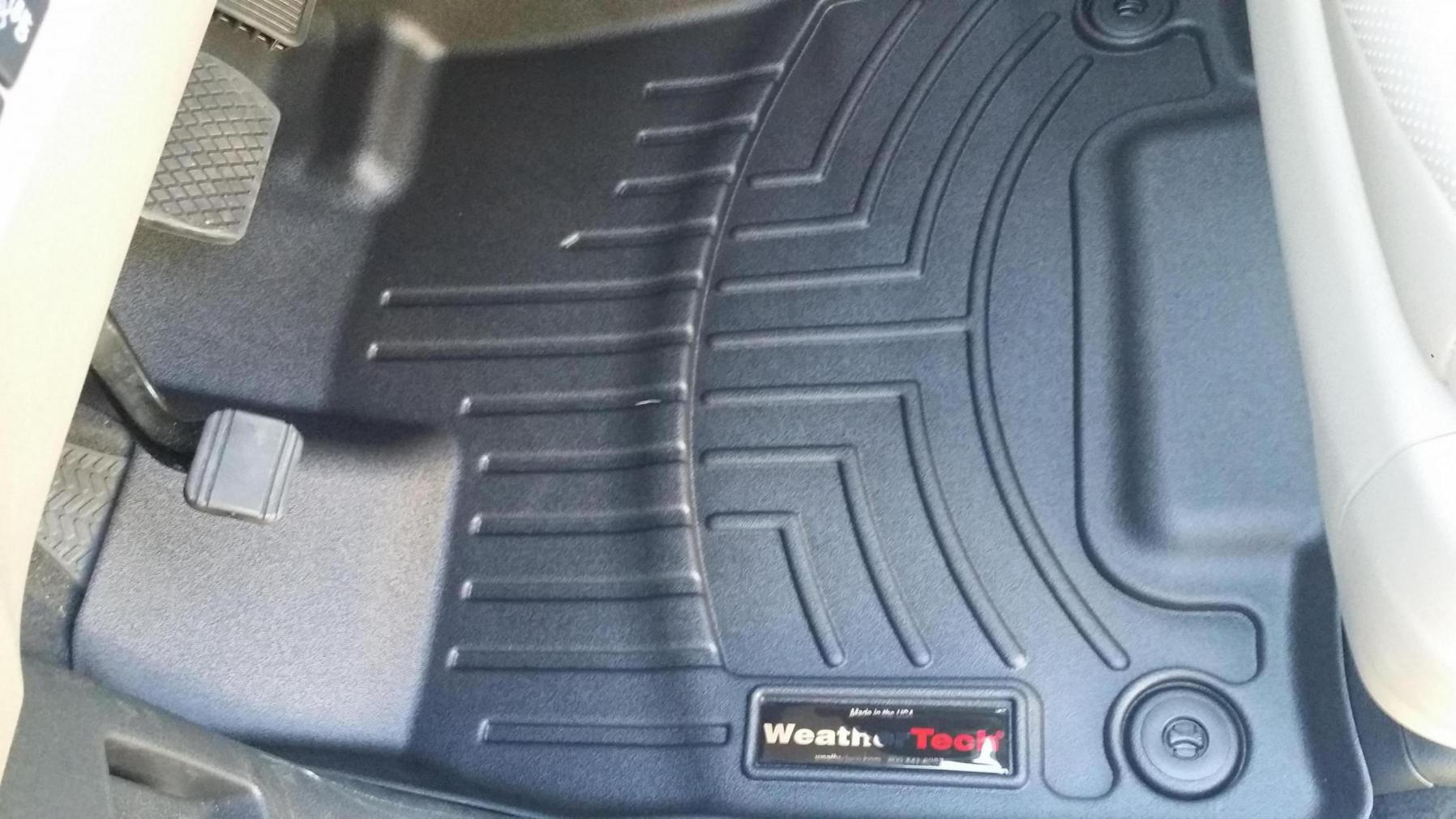 Weathertech floor mats honda pilot 2006 - Click Image For Larger Version Name 20151115_133345_1448467676590 Jpg Views 778 Size 196 4