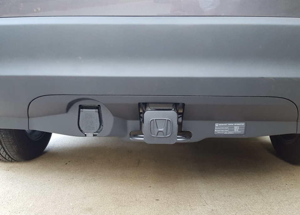 My DIY Experience: Tow hitch, wiring harness, roof crossbars, and ...