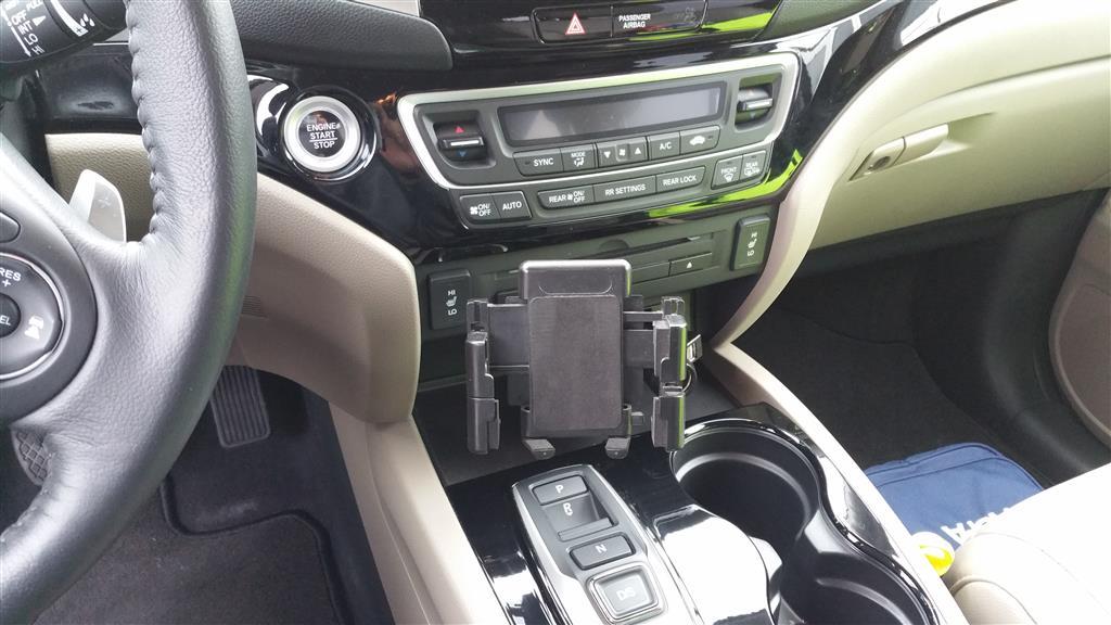 Cell Phone Holder Page 3 Honda Pilot Honda Pilot Forums