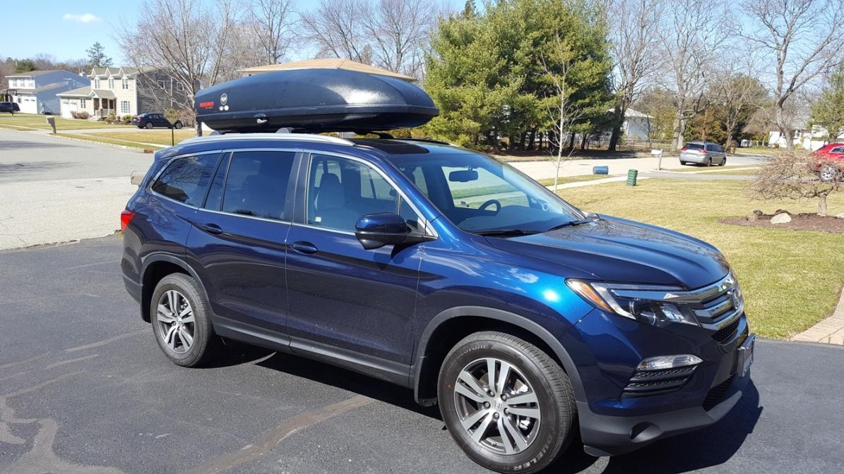 Is My Cargo Carrier Too Big Honda Pilot Honda Pilot Forums