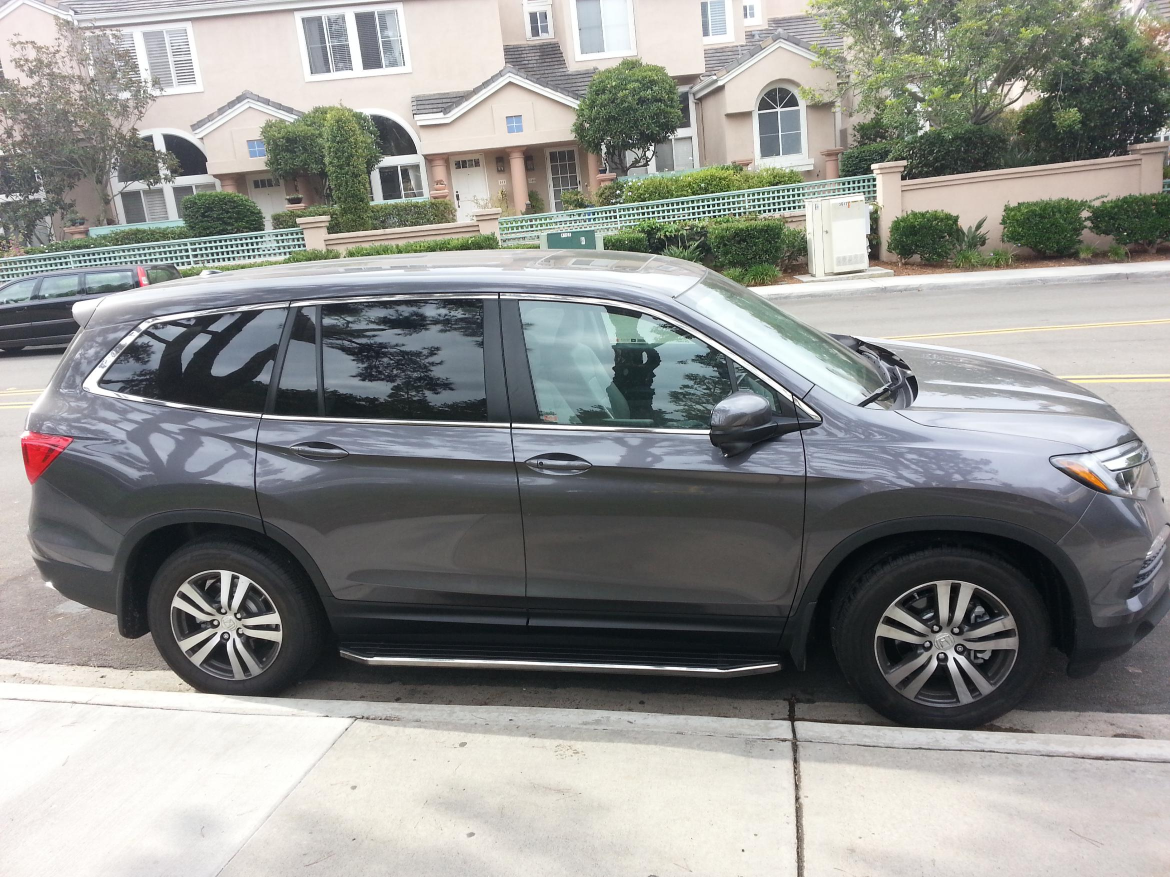 running boards - Page 15 - Honda Pilot - Honda Pilot Forums