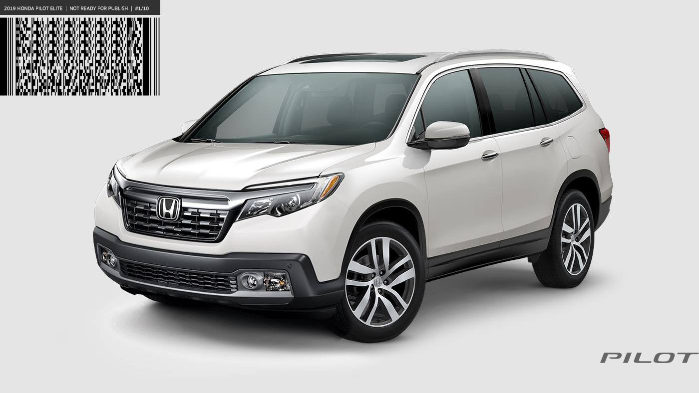 2019 honda pilot revealed honda pilot honda pilot forums. Black Bedroom Furniture Sets. Home Design Ideas