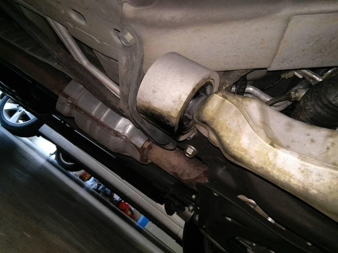 Honda Pilot Compliance Bushing