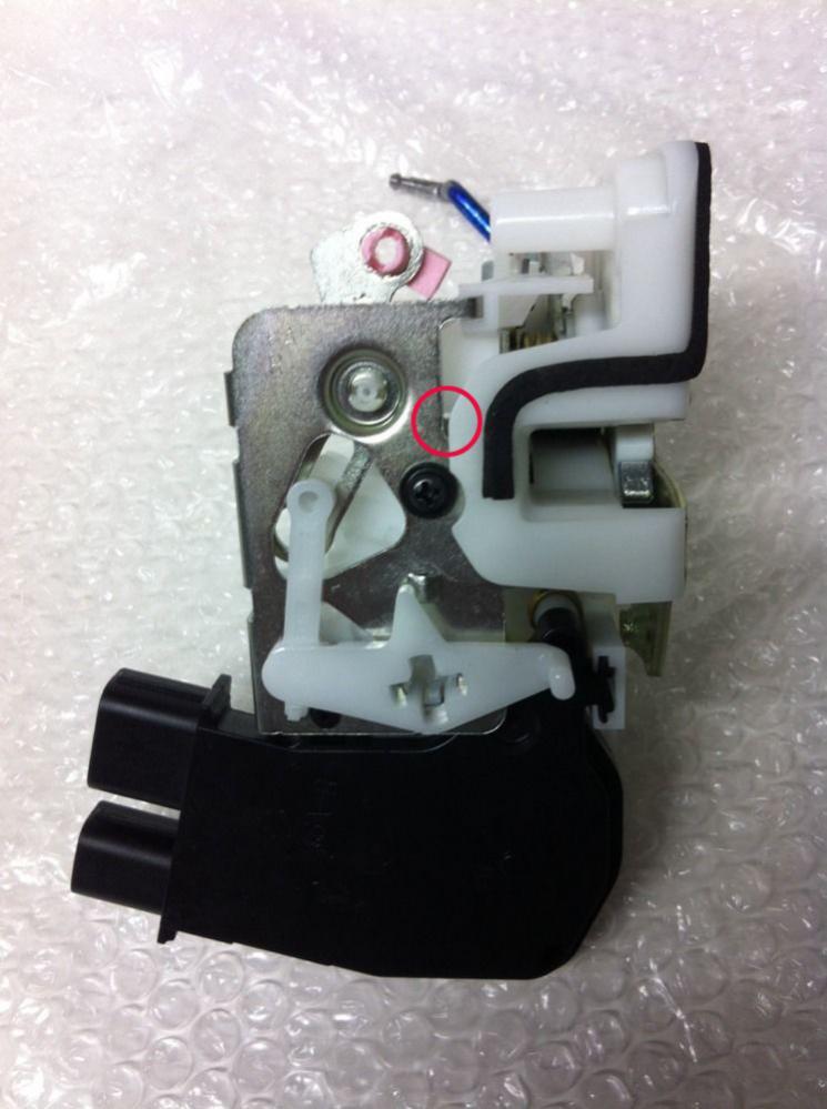 Honda Pilot Replace Door Lock Actuator Rear Door Page 3 Honda Pilot Honda Pilot Forums