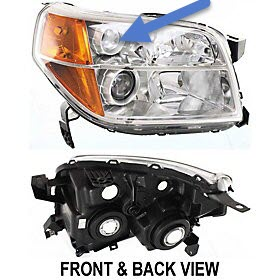2006 honda pilot headlight diagram | Diarra