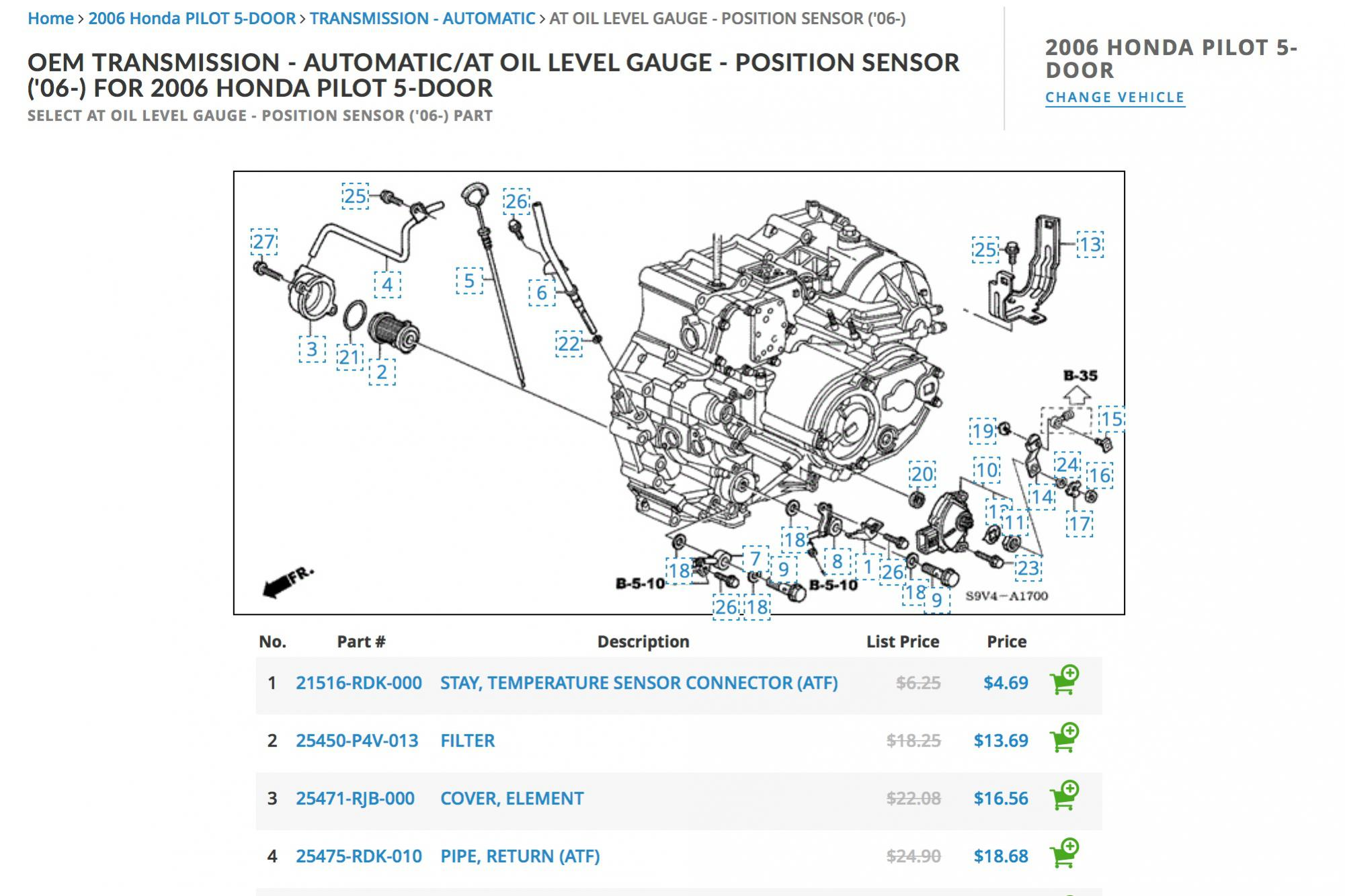 2006 Honda Pilot Transmission Diagram Trusted Wiring Diagrams Infiniti Service Forums M35