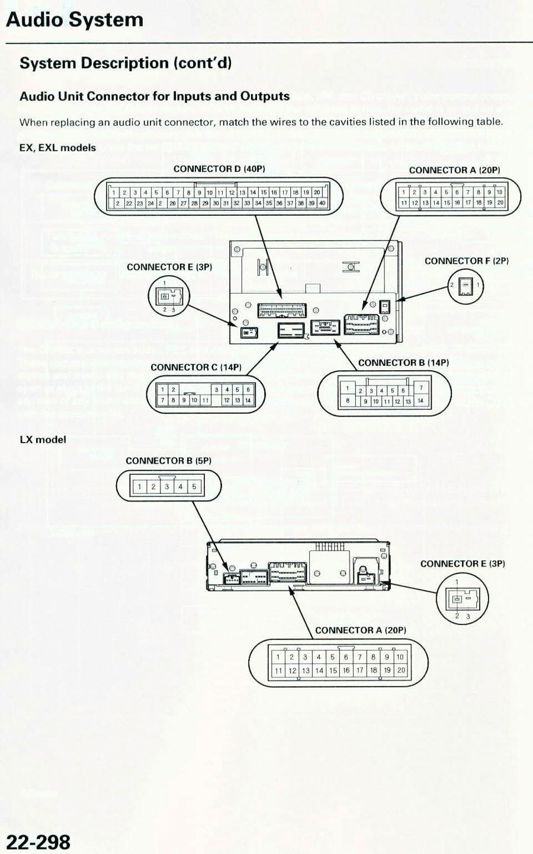 [DIAGRAM_09CH]  2006 EXL RES - Add Monitor to stock DVD system | Honda Pilot - Honda Pilot  Forums | 2006 Honda Civic Stereo Wiring Diagram |  | Honda Pilot Forums