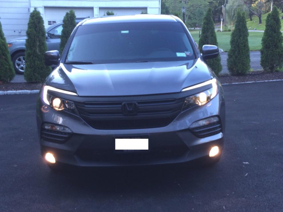 Blacked Out my 2016 - No Chrome left! - Page 10 - Honda ...