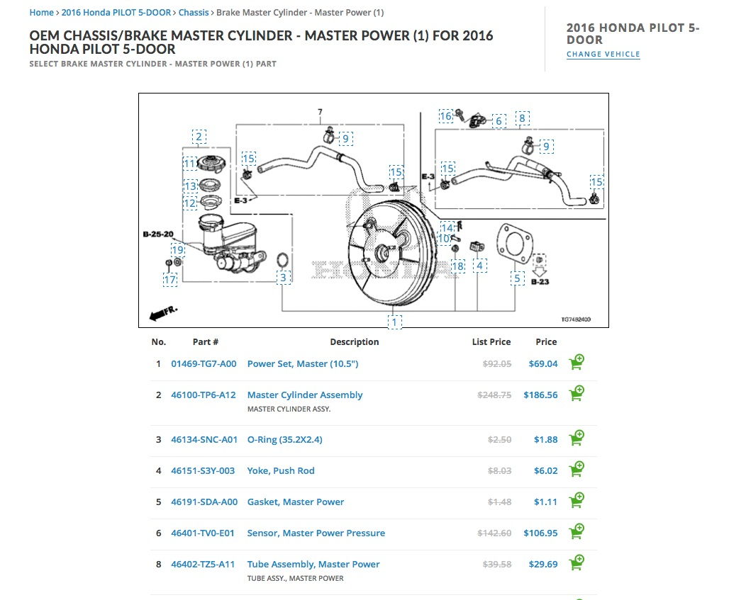 Push Start Problem | Honda Pilot - Honda Pilot Forums