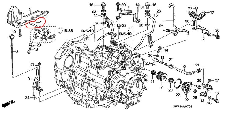 2004 Honda Pilot Engine Diagram Wiring Diagram Brake Brake Cfcarsnoleggio It