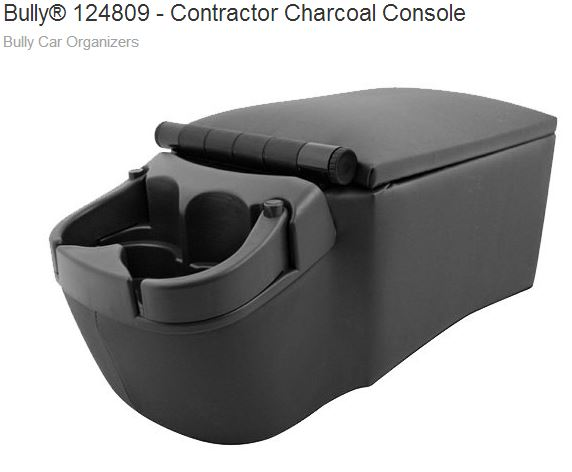 Center Console for 2016 Honda Pilot between the Front Rows ...