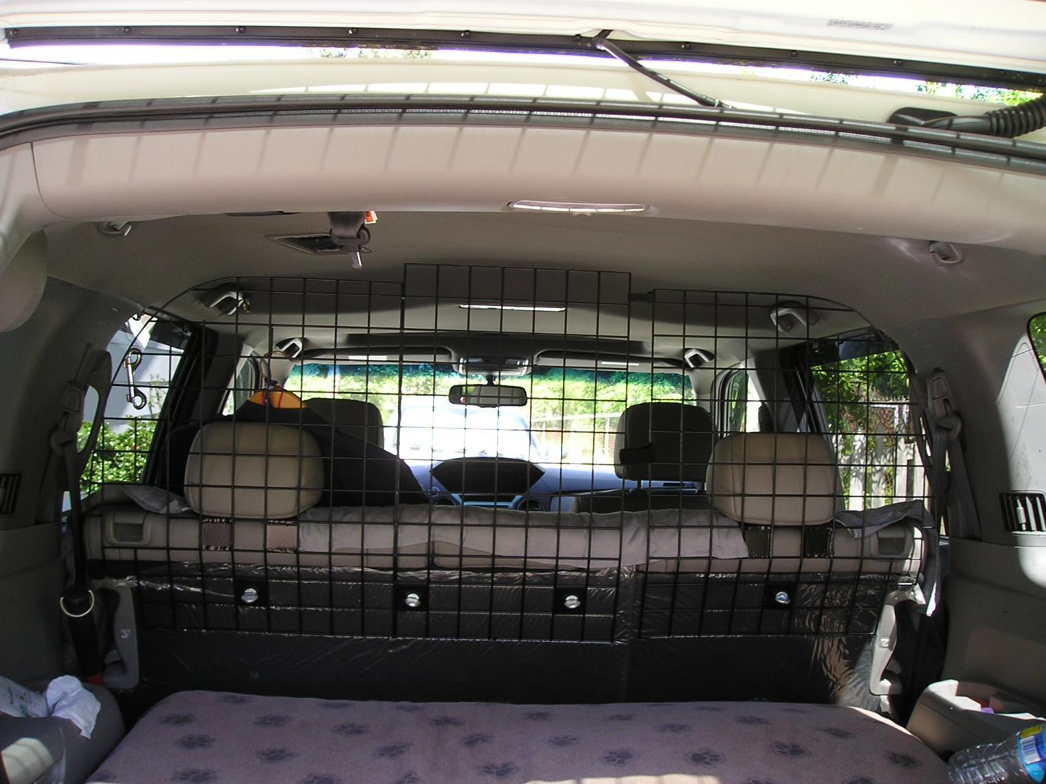honda pilot pet barrier dog Quotes