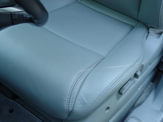 Replacing A Leather Seat Cover