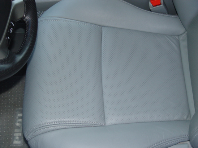replacing a leather seat cover honda pilot honda pilot forums. Black Bedroom Furniture Sets. Home Design Ideas