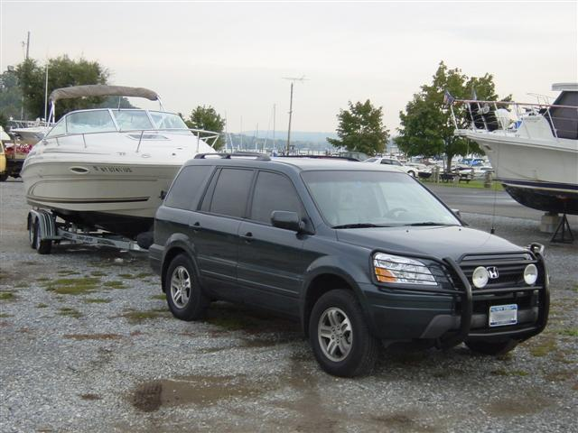 Honda Pilot Towing Capacity >> Towing Capacity Honda Pilot Honda Pilot Forums