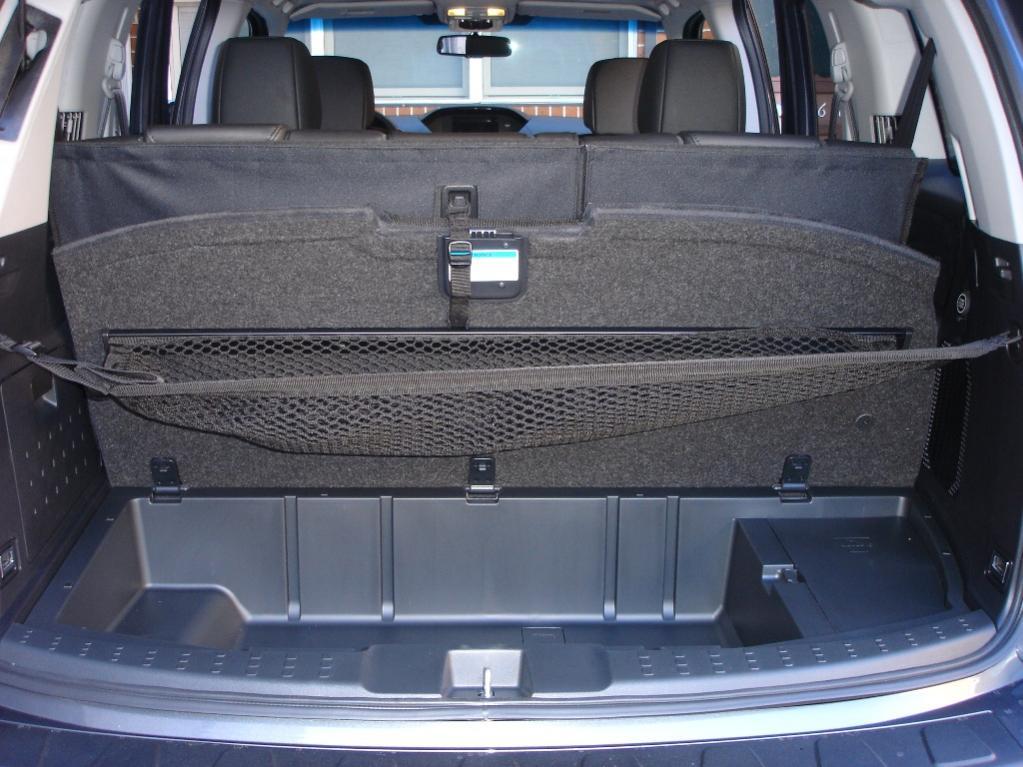Best way to cover seat backs and cargo area? - Honda Pilot - Honda Pilot Forums