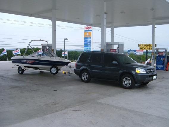 Boat Question - Honda Pilot - Honda Pilot Forums