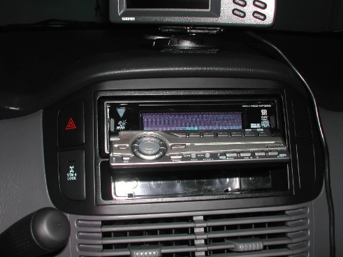 Radio And The Vin Number Of Your Vehicle Then Contact Honda Is Located On Driver Side Accord Just Behind