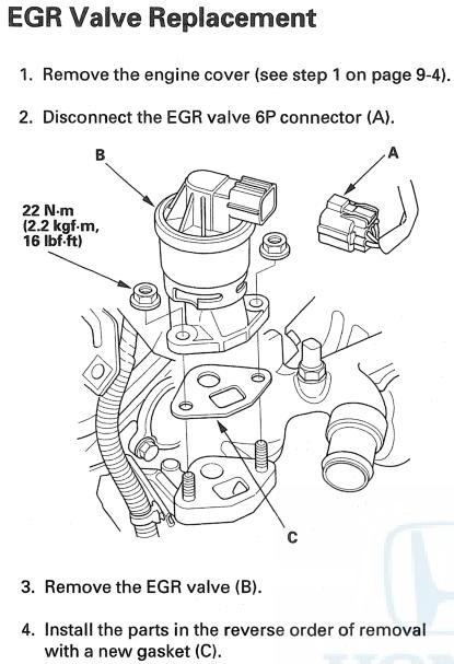 2005 Honda Pilot Engine Diagram