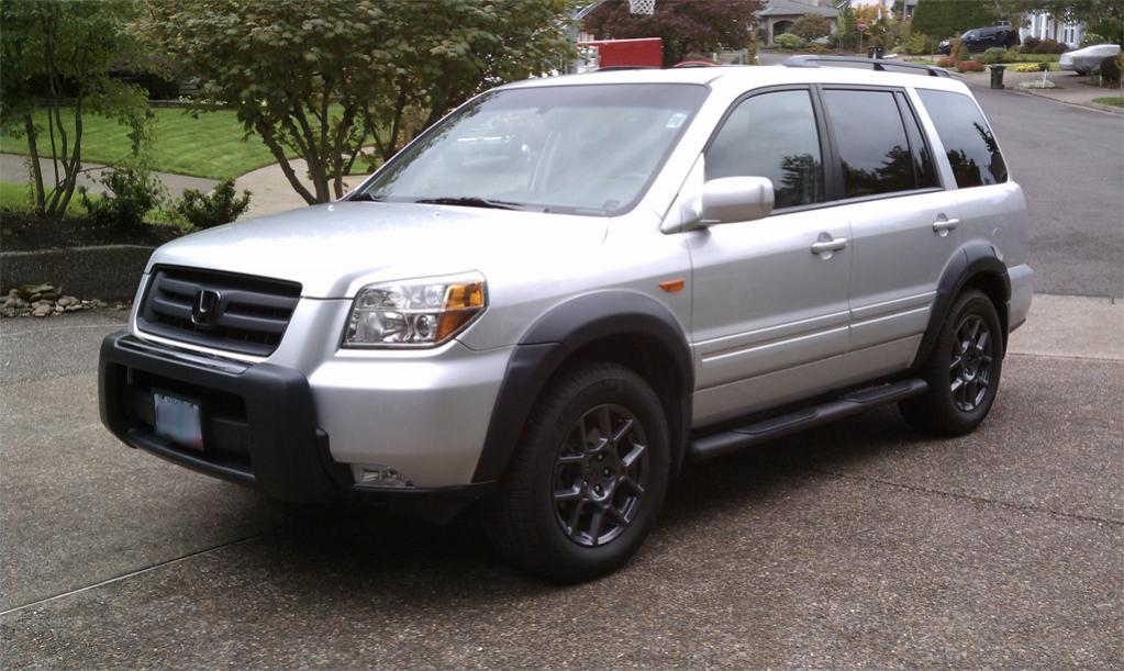 Gallery Of Installed Pilot Accessories Page 25 Honda Pilot Honda Pilot Forums