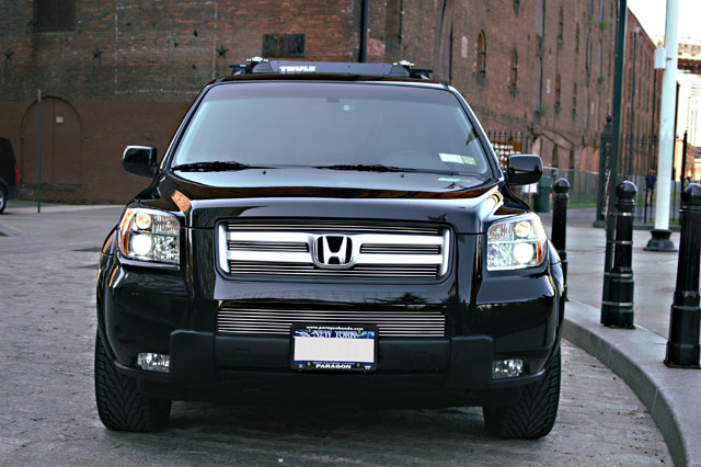2006 painted fender flares honda pilot honda pilot forums. Black Bedroom Furniture Sets. Home Design Ideas