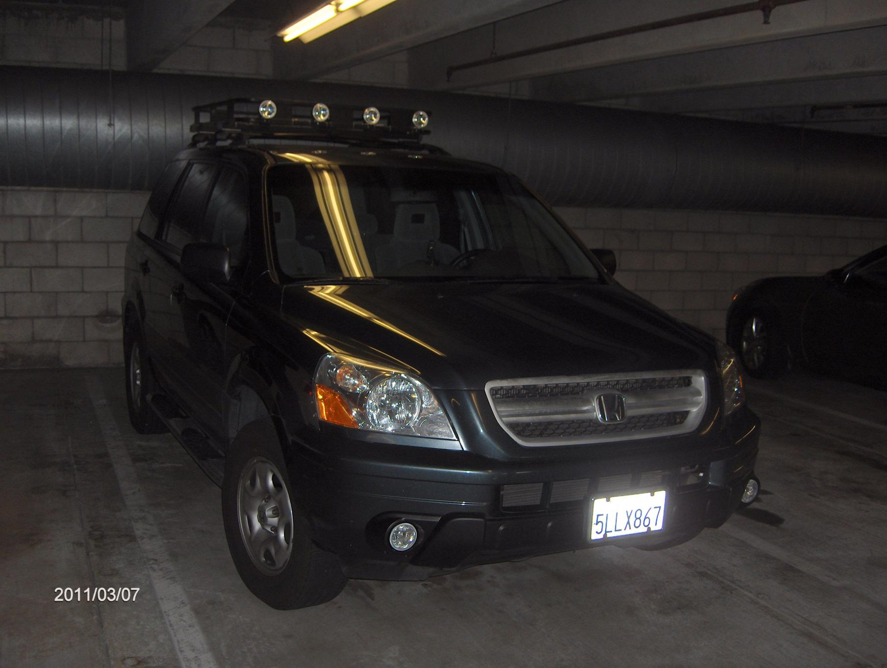Installing OEM fog lights is a major PITA | Honda Pilot - Honda Pilot ForumsHonda Pilot