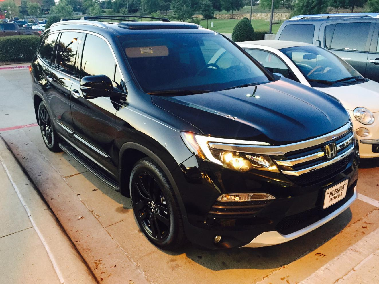 2011 Touring Traded In On 2016 Touring Black On Black On Black Honda Pilot Honda Pilot Forums