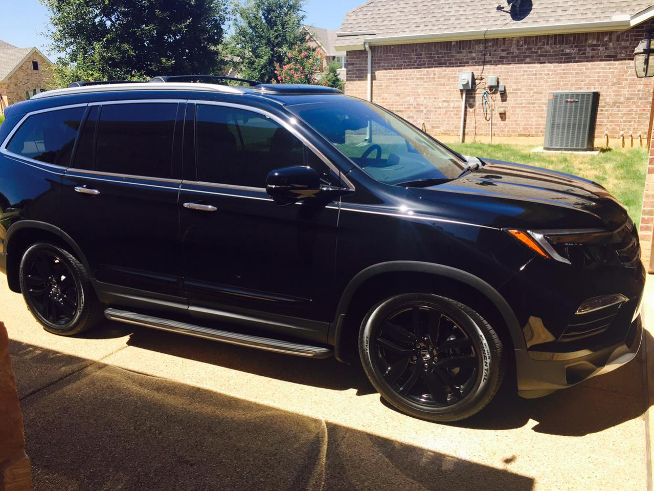 Honda Pilot Accessories >> Pictures With Accessories Or Modifications Honda Pilot