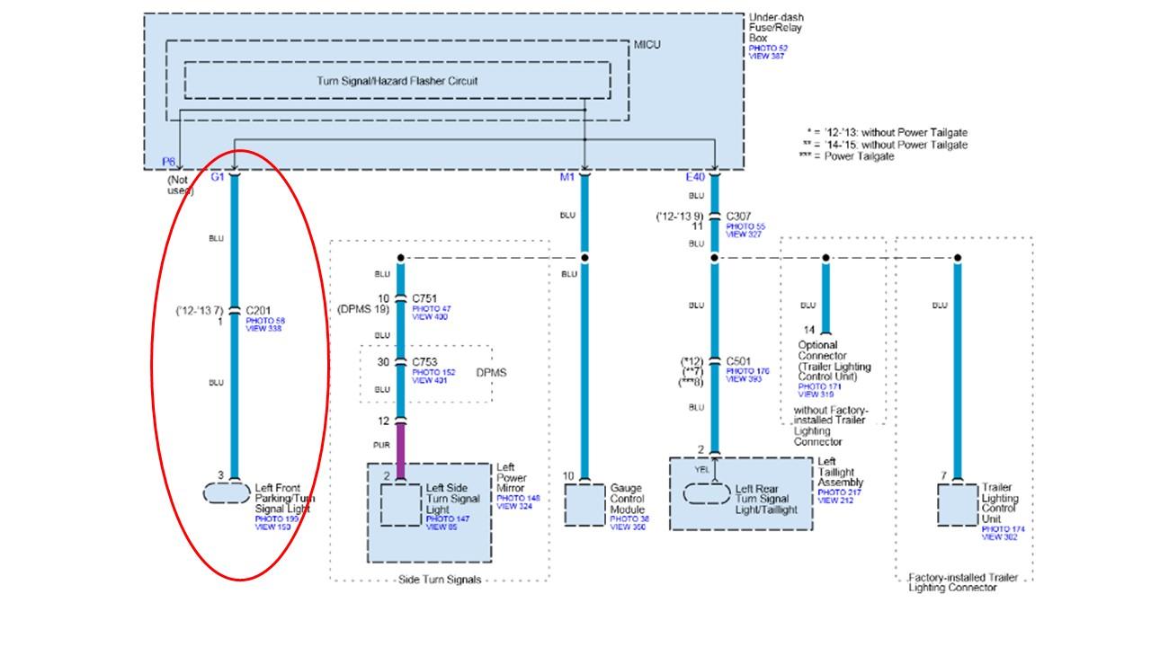 2012 Honda Pilot Trailer Wiring Harness Diagrams Module Diagram Site Www Piloteers Org Kit