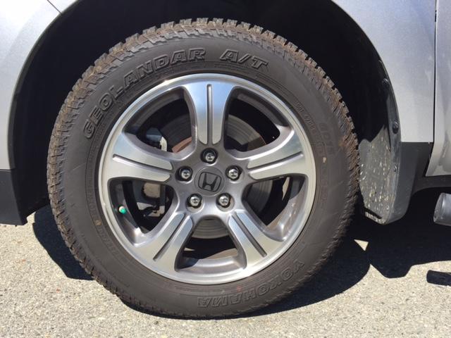 All terrain tires page 3 honda pilot honda pilot forums for 2015 honda pilot tires