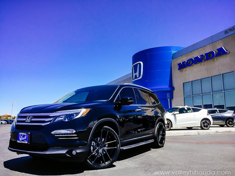Pictures With Accessories Or Modifications Honda Pilot Honda