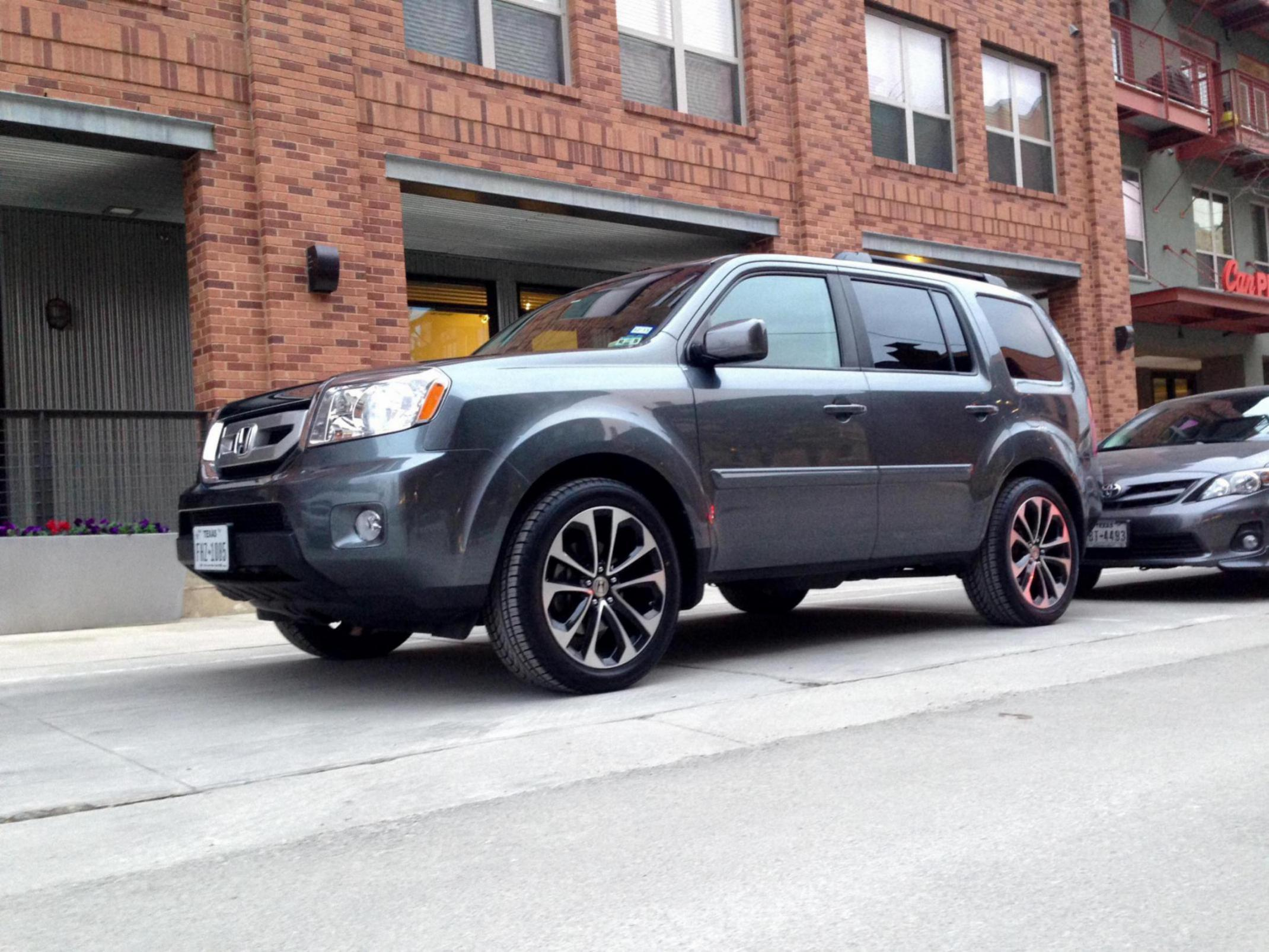 Honda Pilot Custom Wheels Pictures To Pin On Pinterest Thepinsta