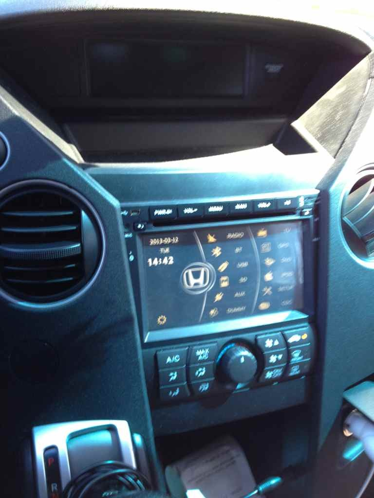 2011 LX head unit - Honda Pilot - Honda Pilot Forums