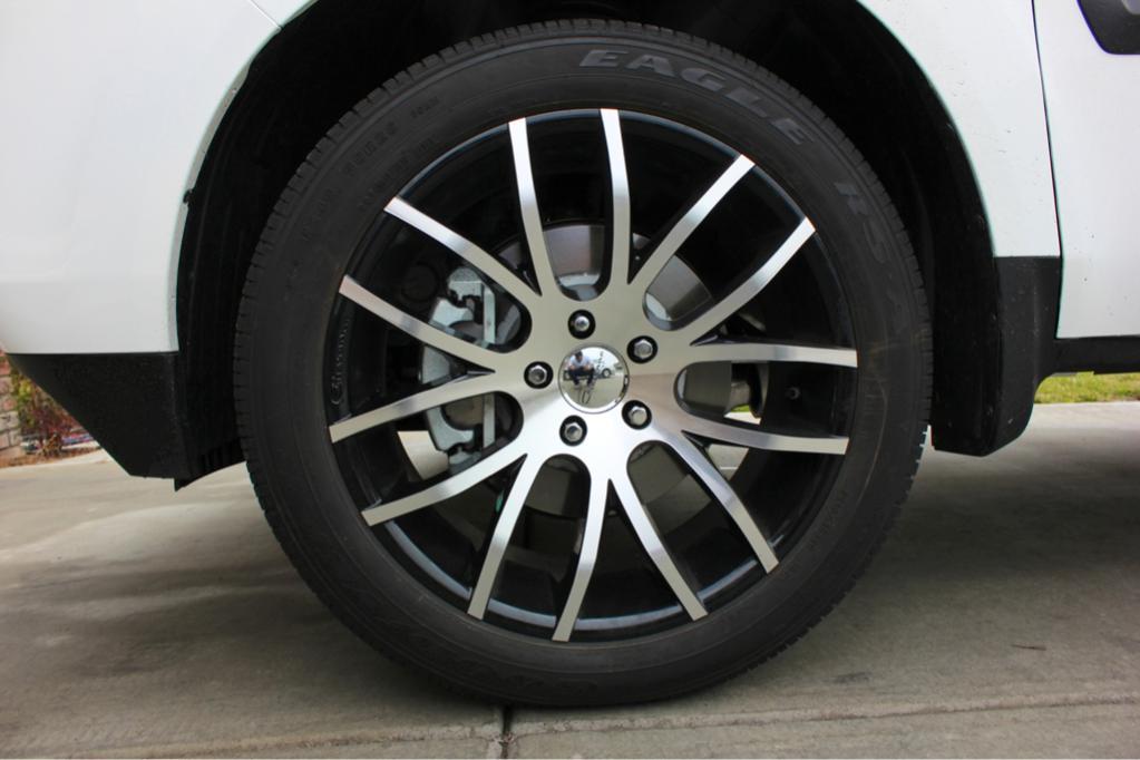 correct tire pressure for 245 50 20 tires on a 2014 lx imageuploadedbyag. Black Bedroom Furniture Sets. Home Design Ideas