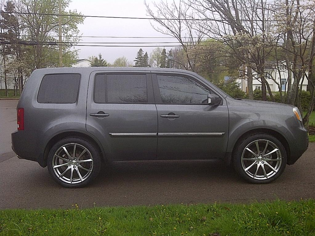 Honda Pilot Touring Accessories