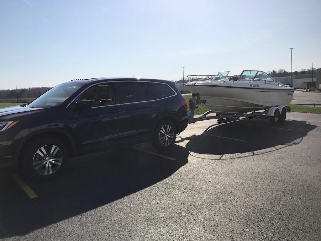 Honda Pilot Towing >> 2017 Ex L Towing Report Honda Pilot Honda Pilot Forums