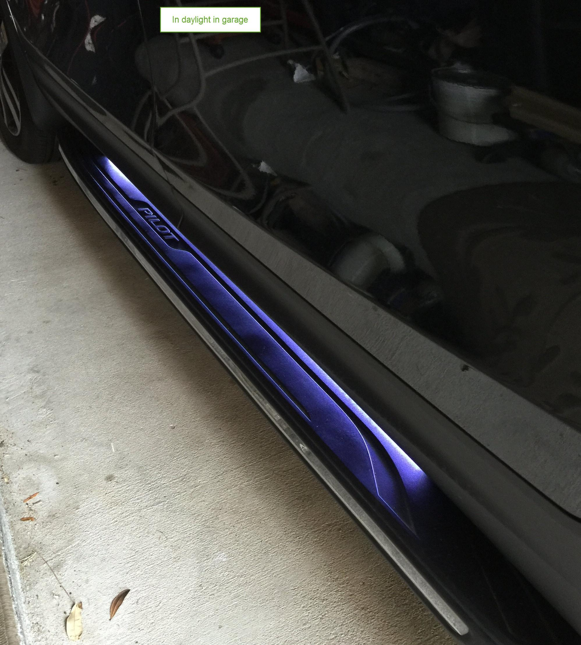 Replacing Running Board Light From 2016 Pilot Page 2