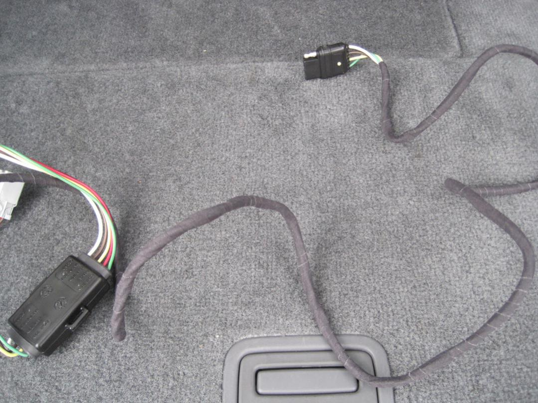 Towing Wire Harness Honda Pilot Forums 2004 Trailer Wiring Click Image For Larger Version Name Img 0484 Views 1129 Size 1490