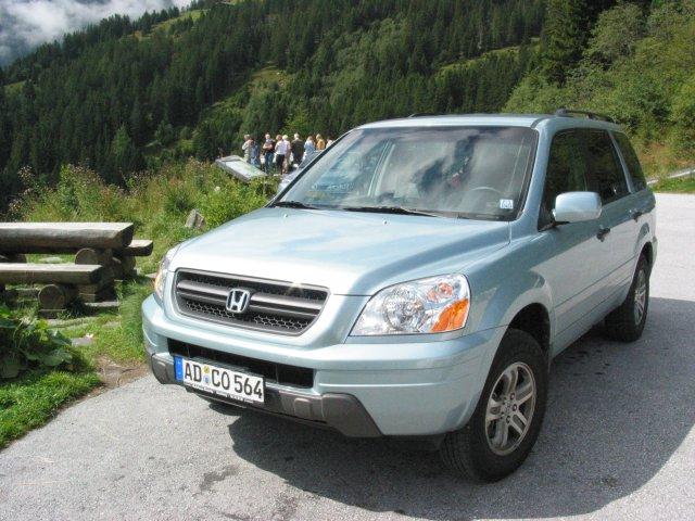 Austrian Tour 2002 - Honda Pilot - Honda Pilot Forums