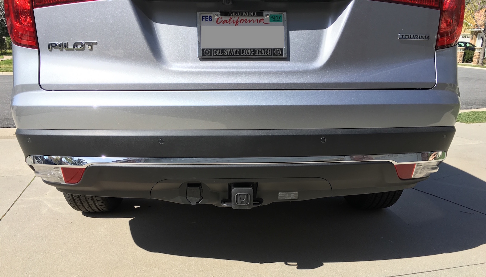 Trailer Hitch Honda Pilot Forums