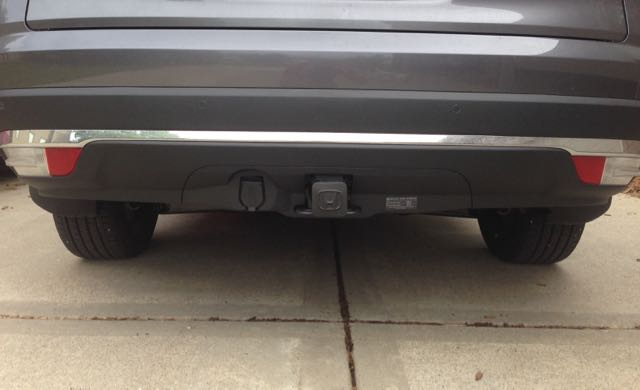 Trailer hitch install anyone do it themselves Page 2 Honda