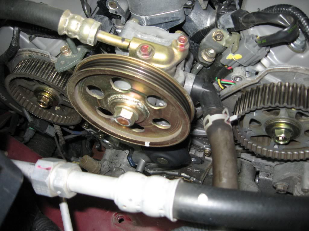 2006 Pilot camshaft and crankshaft seal r/p - Honda Pilot - Honda Pilot Forums